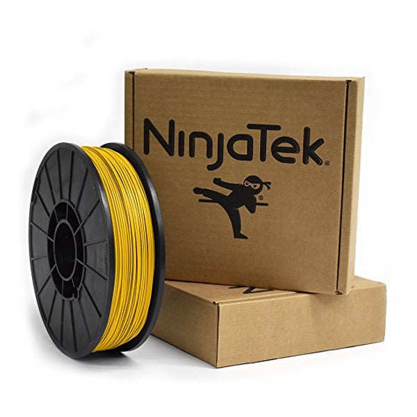 NinjaTek Cheetah TPU Filament, 1.75mm, 1kg, Sun