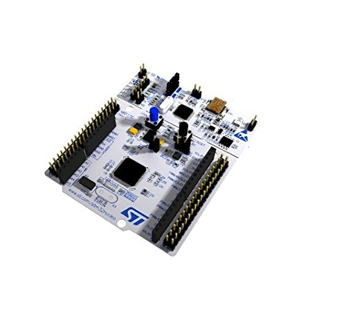 STM32 Nucleo-64 Development Board with STM32F303RE MCU - 3DMakerWorld, Inc.