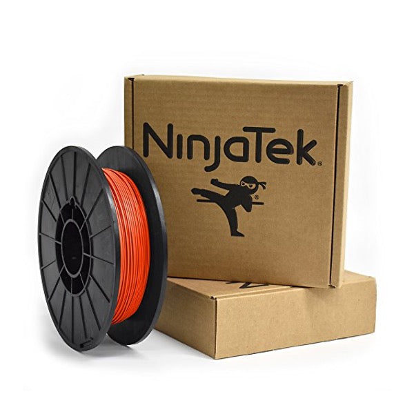 NinjaTek Cheetah TPU Filament, 3.00mm, .5kg, Lava