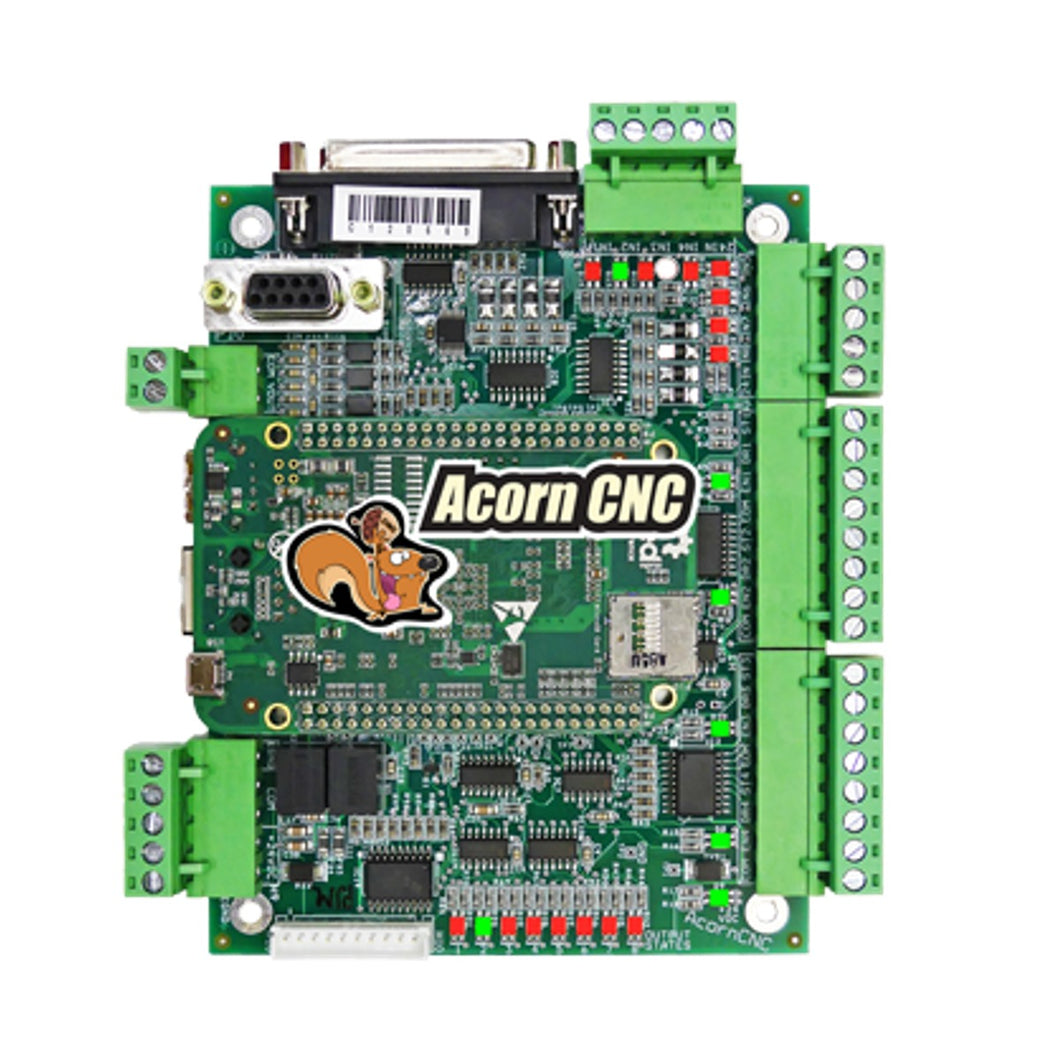 Acorn CNC Controller Kit with CNC Mill & Lathe Centroid Software - 3DMakerWorld, Inc.