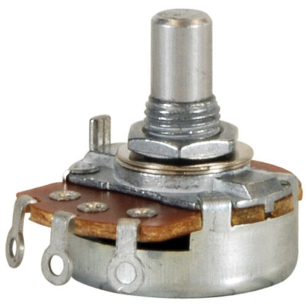 100K Audio Taper Potentiometer,  1/4
