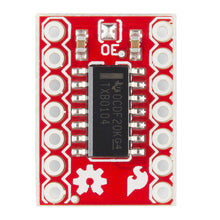 SparkFun TXB0104 Breakout - Bidirectional Voltage Level Translator