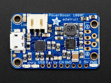 Adafruit PowerBoost 1000 Charger - 5V Lipo USB Boost @ 1A - 1000C