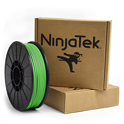 NinjaTek Armadillo TPU Filament, 3.00mm, 1kg, Grass