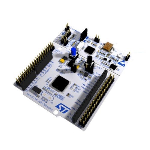 STM32 Nucleo-64 development board with STM32F302R8 MCU