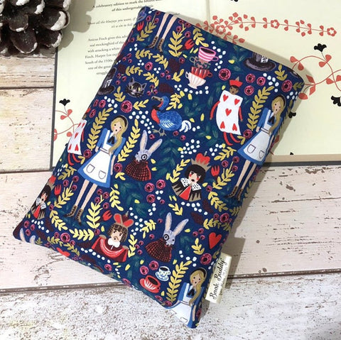 Alice in Wonderland Book Pouch