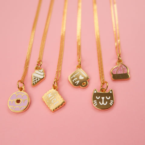Nikki McWilliams Charm Jewellery