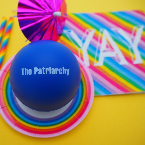 Crush The Patriarchy Stress Ball