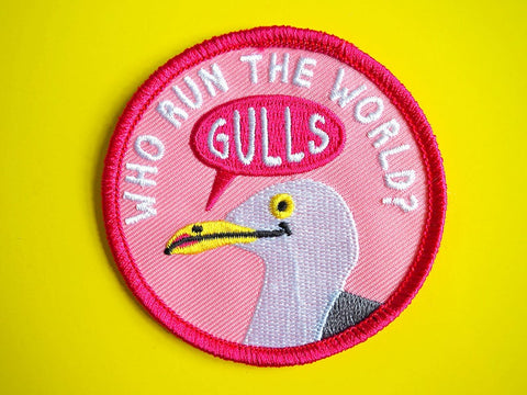 Who Run The World - Gulls Patch