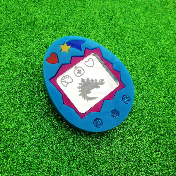 Virtual Pet Brooch
