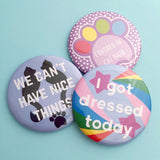 Pocket Mirrors - Hand Over Your Fairy Cakes - hoyfc.com