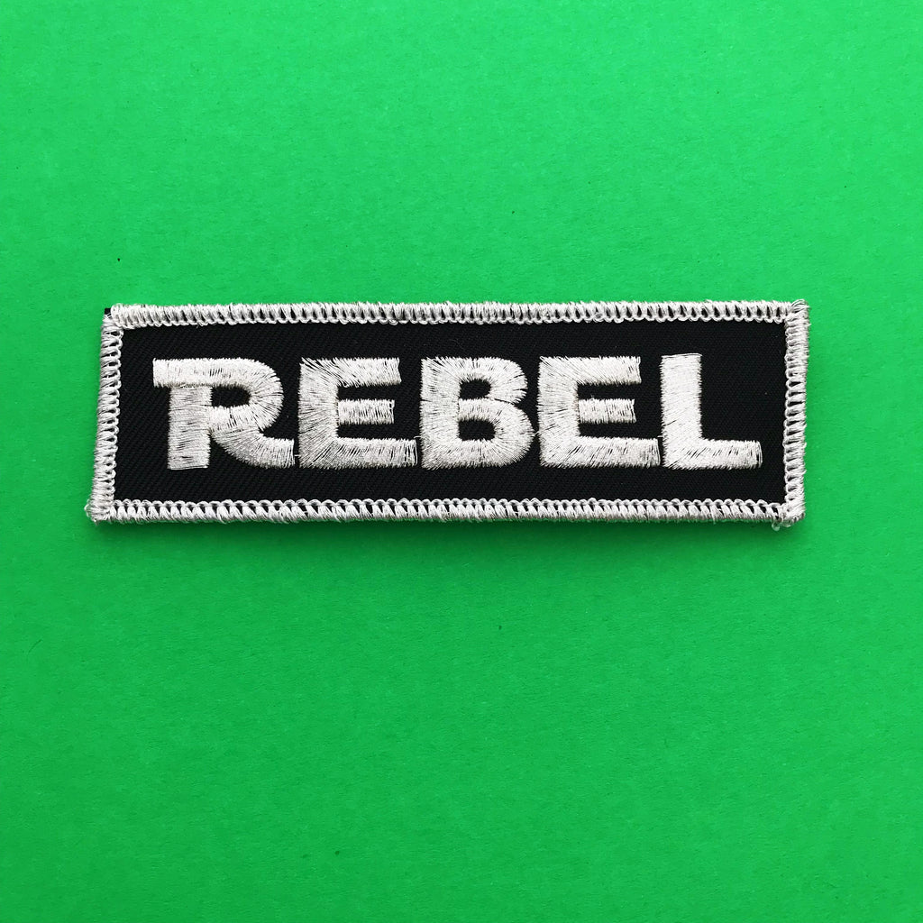 Rebel Patch - Hand Over Your Fairy Cakes - hoyfc.com