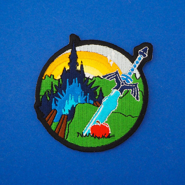 Adventurer Patch