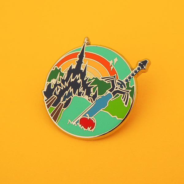 Adventurer - Enamel Pin
