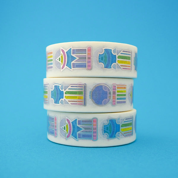 Medals Washi Tape - Hand Over Your Fairy Cakes - hoyfc.com