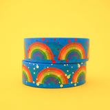 Rainbow Washi Tape - Hand Over Your Fairy Cakes - hoyfc.com