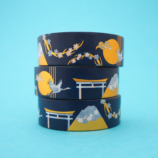 Japan Washi Tape - Hand Over Your Fairy Cakes - hoyfc.com