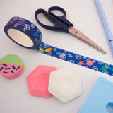 Fish Washi Tape