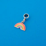 Bright Rainbow Charm - Hand Over Your Fairy Cakes - hoyfc.com