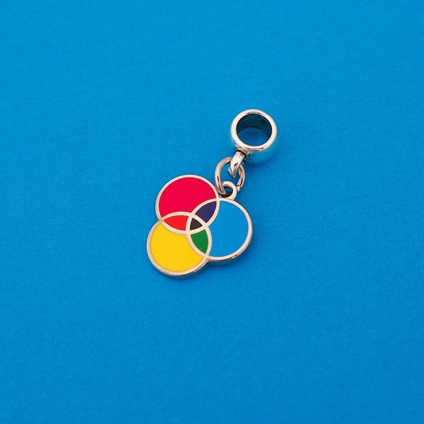 CMYK Charm - Hand Over Your Fairy Cakes - hoyfc.com
