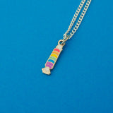 Fizzers Charm Necklace - Hand Over Your Fairy Cakes - hoyfc.com