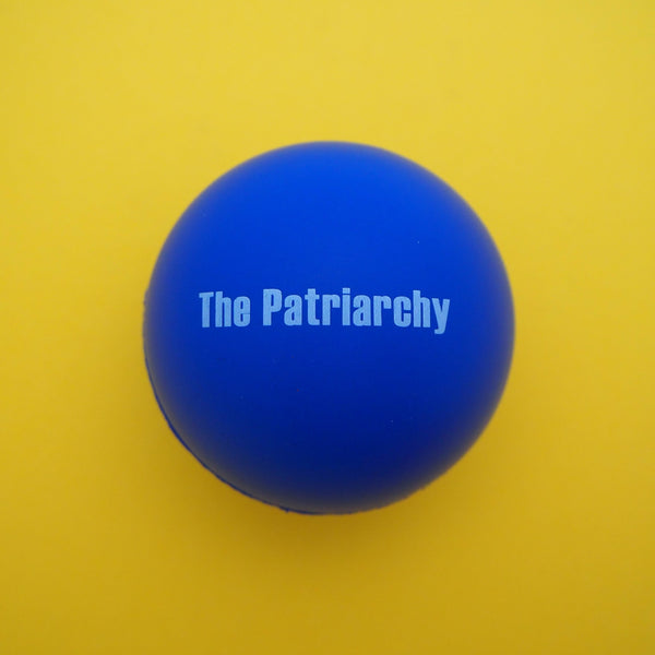 Crush The Patriarchy Stress Ball - Hand Over Your Fairy Cakes - hoyfc.com