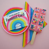 Feminist Cards - Hand Over Your Fairy Cakes - hoyfc.com