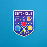 Stitch Club - Vinyl Sticker - Hand Over Your Fairy Cakes - hoyfc.com