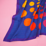 Spectrum Silk Scarf - Hand Over Your Fairy Cakes - hoyfc.com