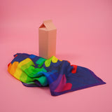Prism Silk Scarf - Hand Over Your Fairy Cakes - hoyfc.com