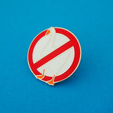 No Geese Enamel Pin - Hand Over Your Fairy Cakes - hoyfc.com