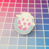 Keep Dreaming Enamel Pin - Hand Over Your Fairy Cakes - hoyfc.com