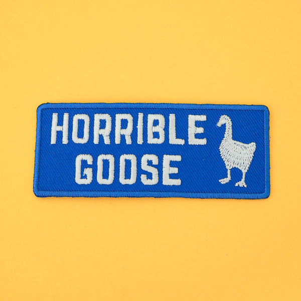 Horrible Goose Patch - Hand Over Your Fairy Cakes - hoyfc.com