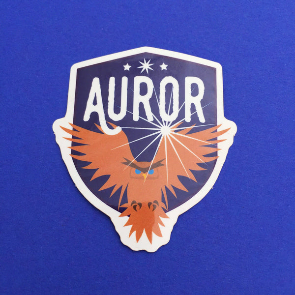 Auror Vinyl Sticker - Hand Over Your Fairy Cakes - hoyfc.com