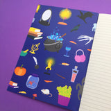 Wizard Class A5 3 Pack of Notebooks
