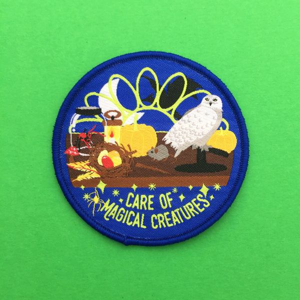 Care of Magical Creatures Patch