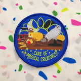Care of Magical Creatures Patch - Hand Over Your Fairy Cakes - hoyfc.com
