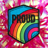 Proud Rainbow Patch