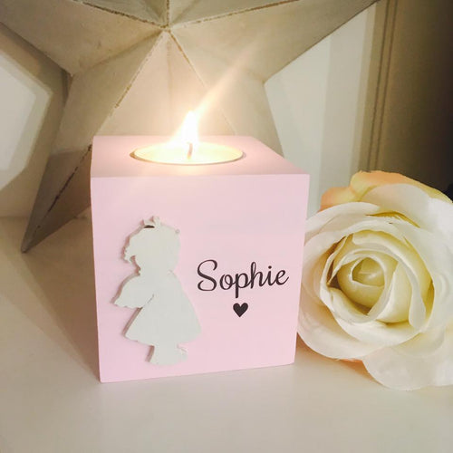 Baby Remembrance Candle Block