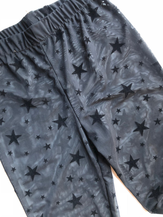 THE BLACK STAR SHEER FLARES