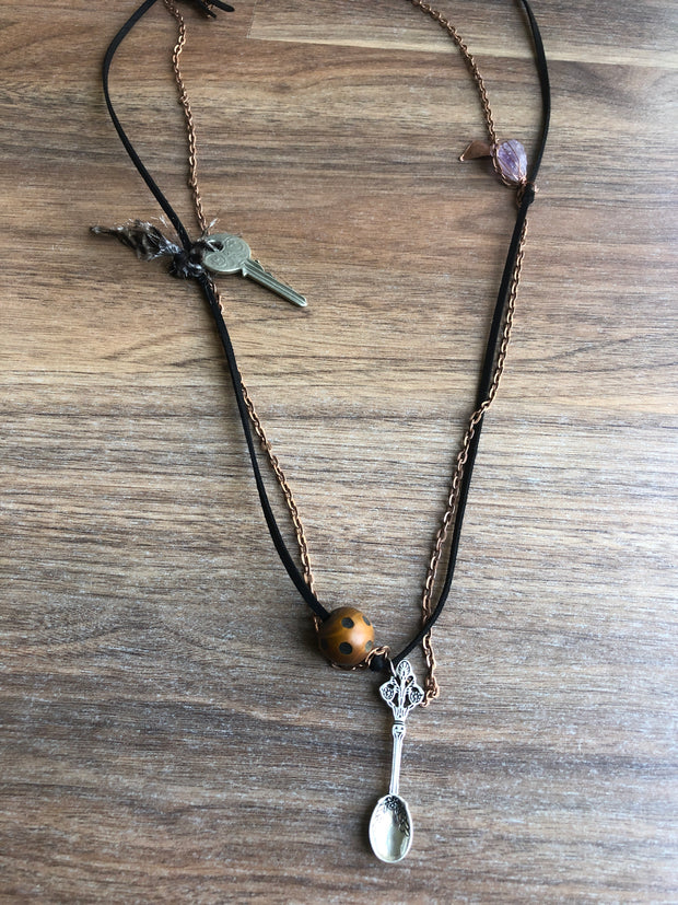 THE LAST SPOON NECKLACES