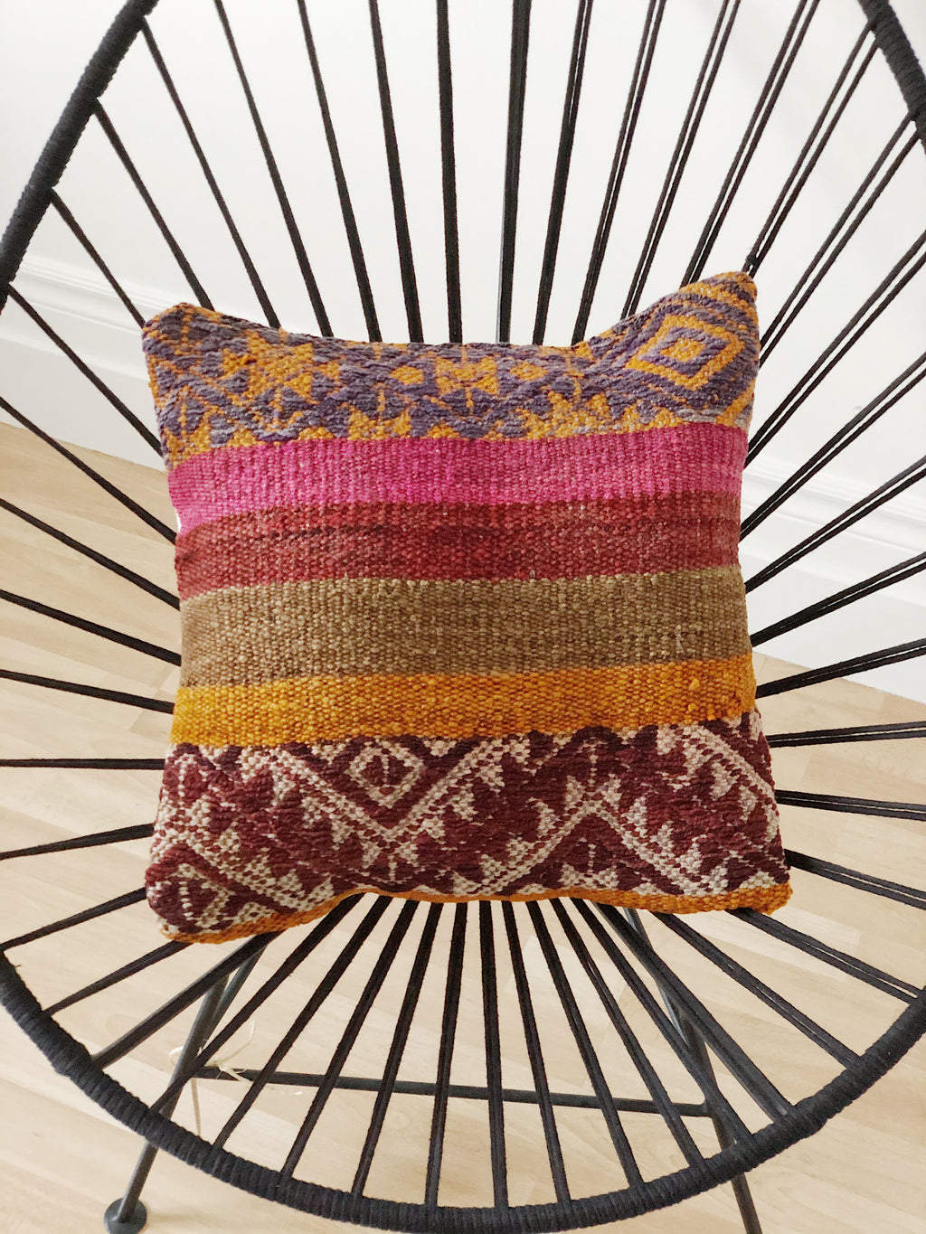 The Tarapoto cushion cover