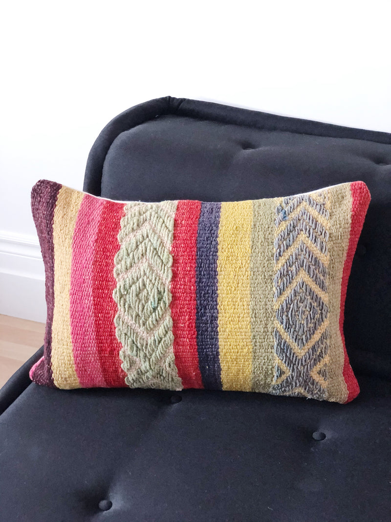 The Parinari cushion cover