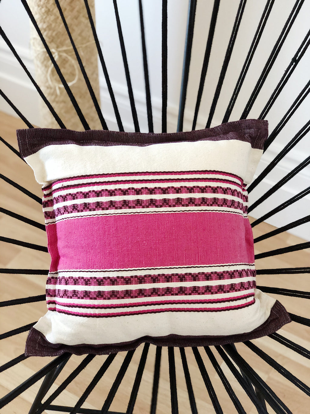 The Toluca cushion cover