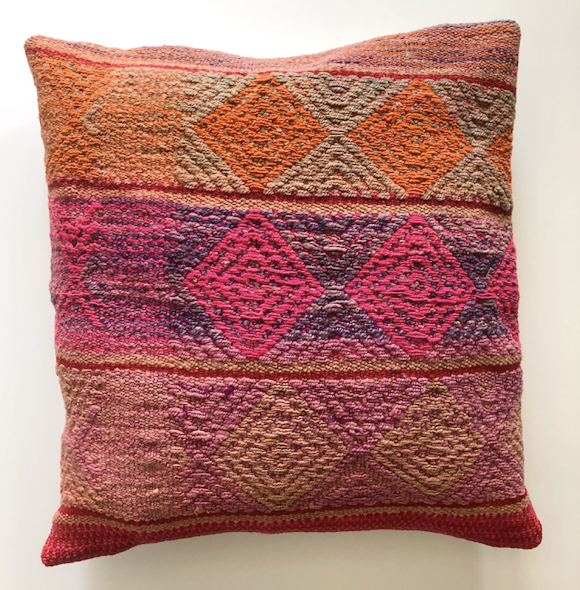 The Chiclayo cushion cover