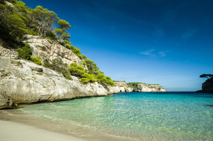 Trek and dive in relaxing Menorca