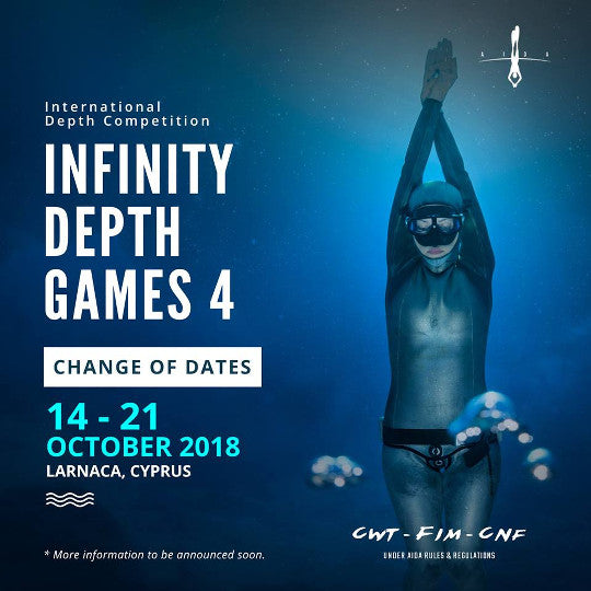 Infinity Depth Games 2018