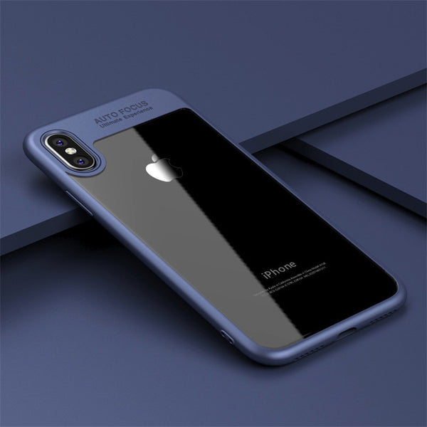 Super Slim Crystal Clear Cover for Iphone