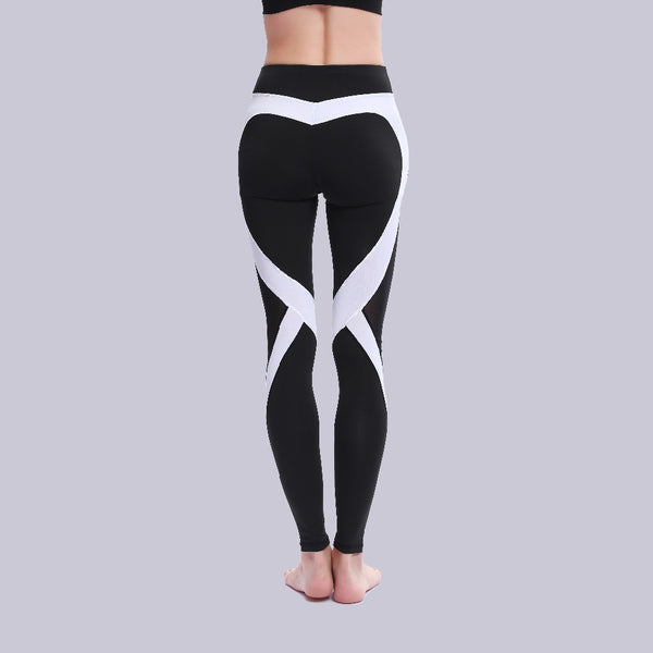 Black Heart Legging