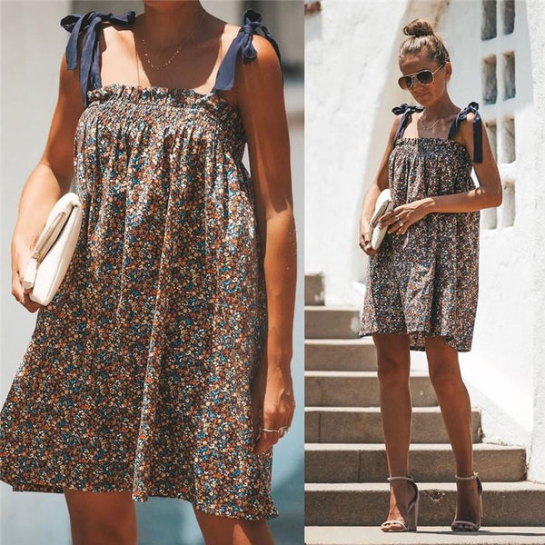 Summer Babydoll Dress